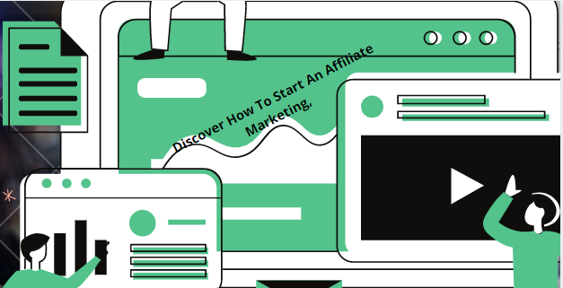 The Best way to start an affiliate marketing